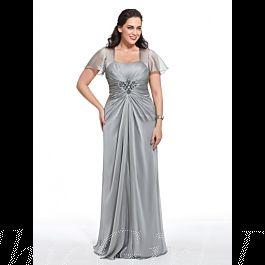 Abendkleider Lang Große Größen Brautmutterkleider Für ...