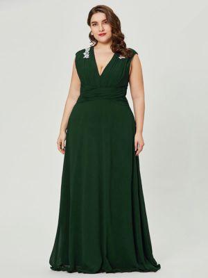 hot sale online 5d32f 30dbc Abendkleider große größen günstig online kaufen