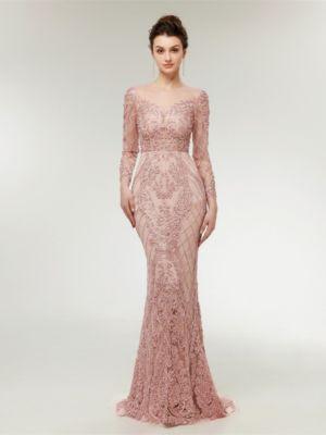 ffcde165468b2c Seite 2 | Abendkleider Lang günstig online kaufen | VERSCHÖNERUNGEN: Falten