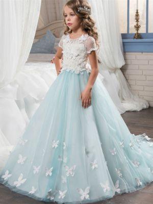 4e4442501fdde Festliche Kinderkleider günstig online kaufen